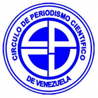 Círculo de Periodismo Científico de Venezuela, logo